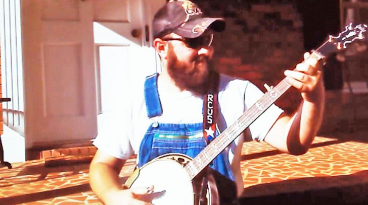 Southern Man Picks Banjo To The Tune Of 'Will The Circle Be Unbroken', And It Will Blow You Away | Country Music Videos
