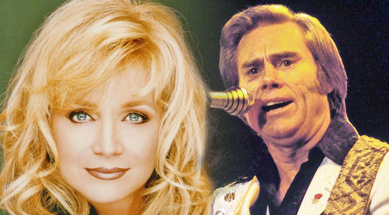 George jones Songs | George Jones & Barbara Mandrell's Memorable 'I Was Country When Country Wasn't Cool' Performance (VIDEO) | Country Music Videos