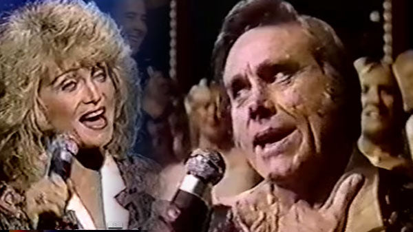 Barbara Mandrell & George Jones - I Was Country When Country Wasn't Cool | Country Music Videos