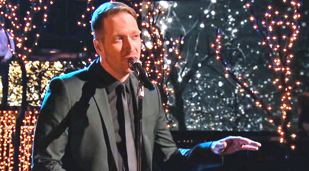 The voice Songs | Barrett Baber's Soulful Rendition Of 'Silent Night' Will Bring You To Your Knees | Country Music Videos