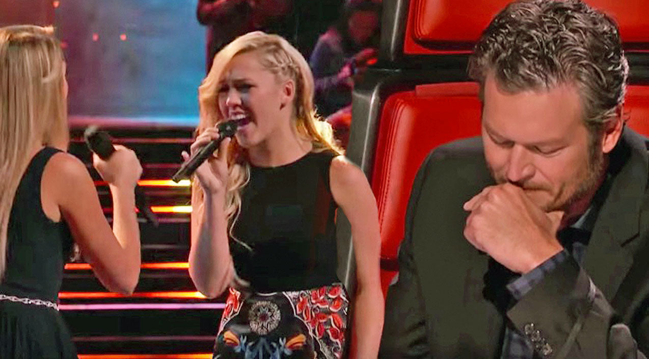 The voice Songs | Blake Shelton 'Heartbroken' Following Spectacular Battle-Round Performance | Country Music Videos