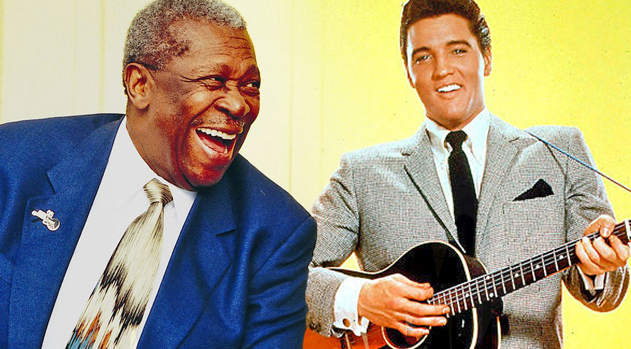 Elvis presley Songs | Blues Legend B.B. King Gushes About Elvis Presley | Country Music Videos