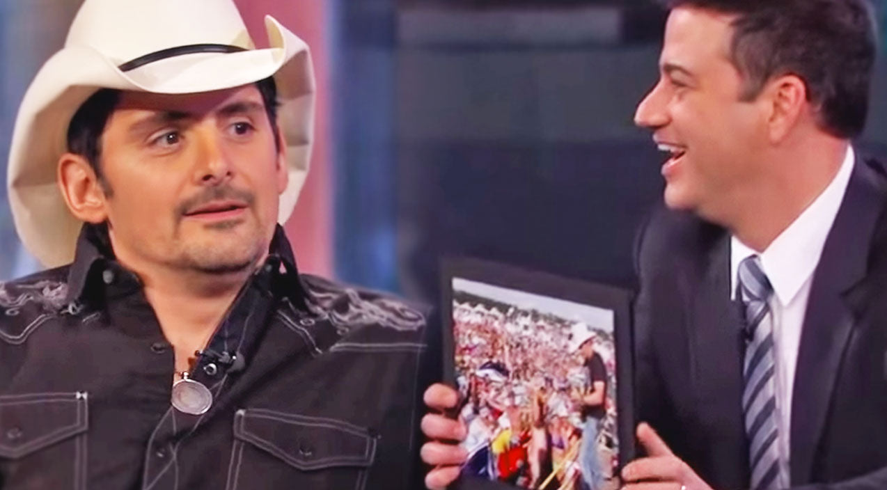 Brad paisley Songs | Brad Paisley's Cowboy Makeover | Country Music Videos