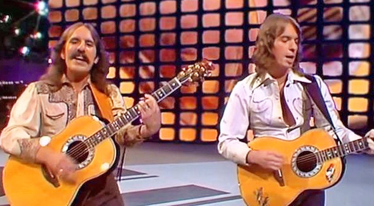 The bellamy brothers Songs | The Bellamy Brothers Rise To Stardom After 1976 Performance Of 'Let Your Love Flow' | Country Music Videos