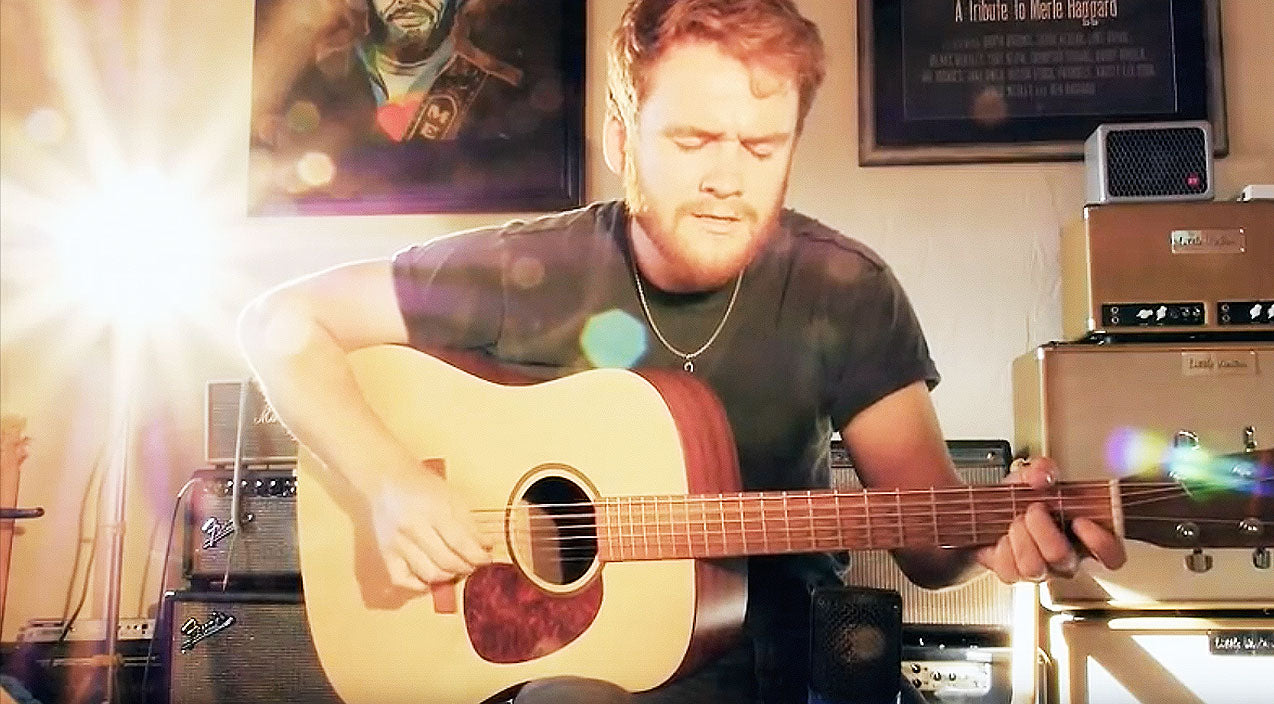 Merle haggard Songs | Ben Haggard Gives 'Perfect' Cover Of Late Father's Hit 'There Won't Be Another Now' | Country Music Videos