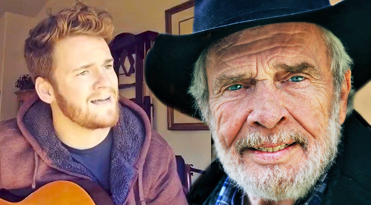 Merle haggard Songs | Incredibly Talented Ben Haggard Teases Fans With What Appears To Be Original Song | Country Music Videos