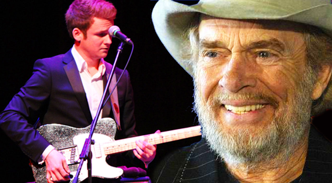 Merle haggard Songs | Ben Haggard Pays Tribute To His Father, Merle Haggard With