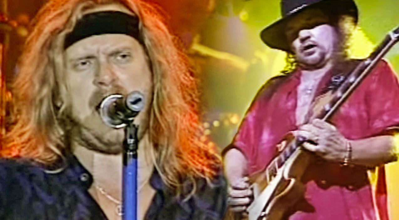 Lynyrd skynyrd Songs | Treat Yourself To The Sweet Sound Of Skynyrd's House-Shakin' Performance Of 'Berneice' | Country Music Videos