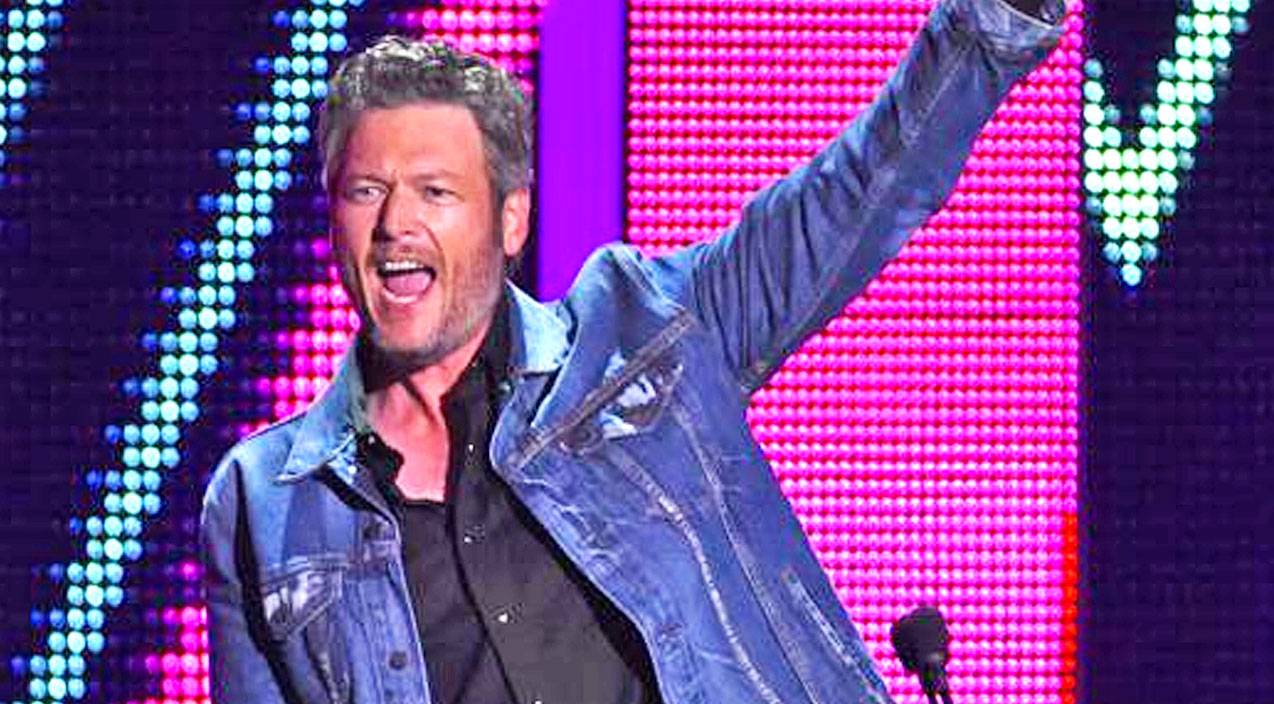 Cmt awards Songs | (Best) Blake Shelton's Acceptance Speech For