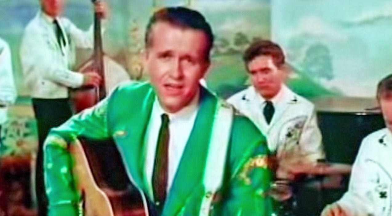 Classic country Songs | FLASHBACK: Bill Anderson Charms The Crowd With Touching Performance Of 'Still' | Country Music Videos