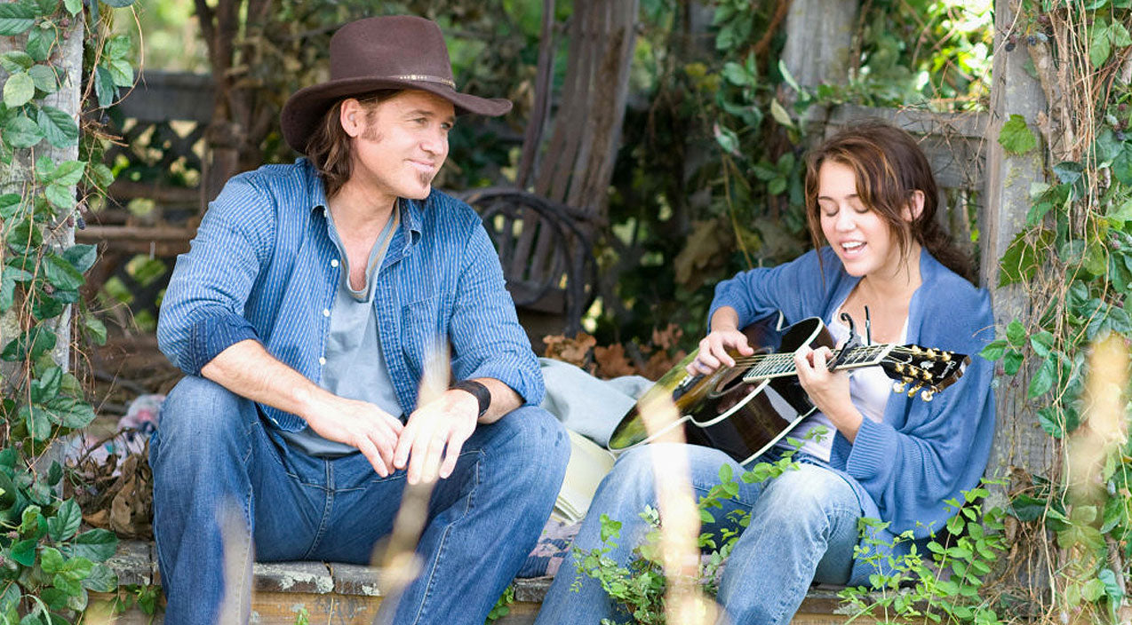 Miley cyrus Songs   Flashback: Miley And Billy Ray Cyrus Sing 'Butterfly Fly Away' In Sweet Father-Daughter Duet   Country Music Videos