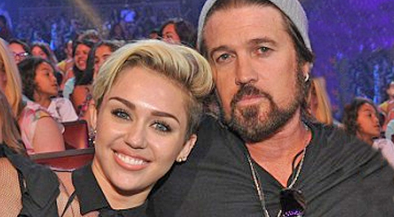 Billy ray cyrus Songs | Miley Cyrus Crashes Billy Ray's Interview To Reveal Her New Boyfriend | Country Music Videos
