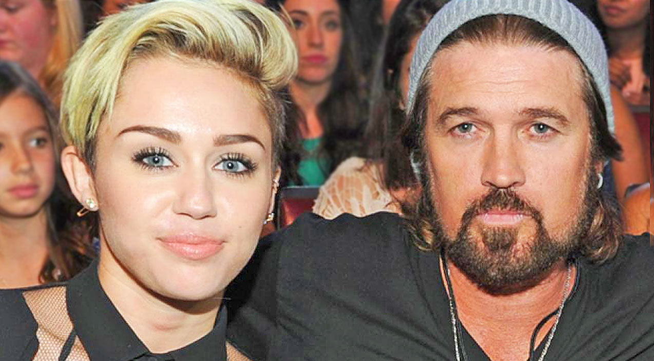 Miley cyrus Songs | Billy Ray Offers Genuine Advice And Sane Words Of Wisdom To His Daughter, Miley | Country Music Videos