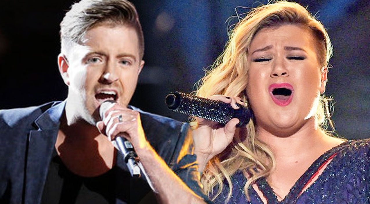 The voice Songs | Billy Gilman & Kelly Clarkson Bring Crowd To Tears With Duet On 'Voice' Finale | Country Music Videos