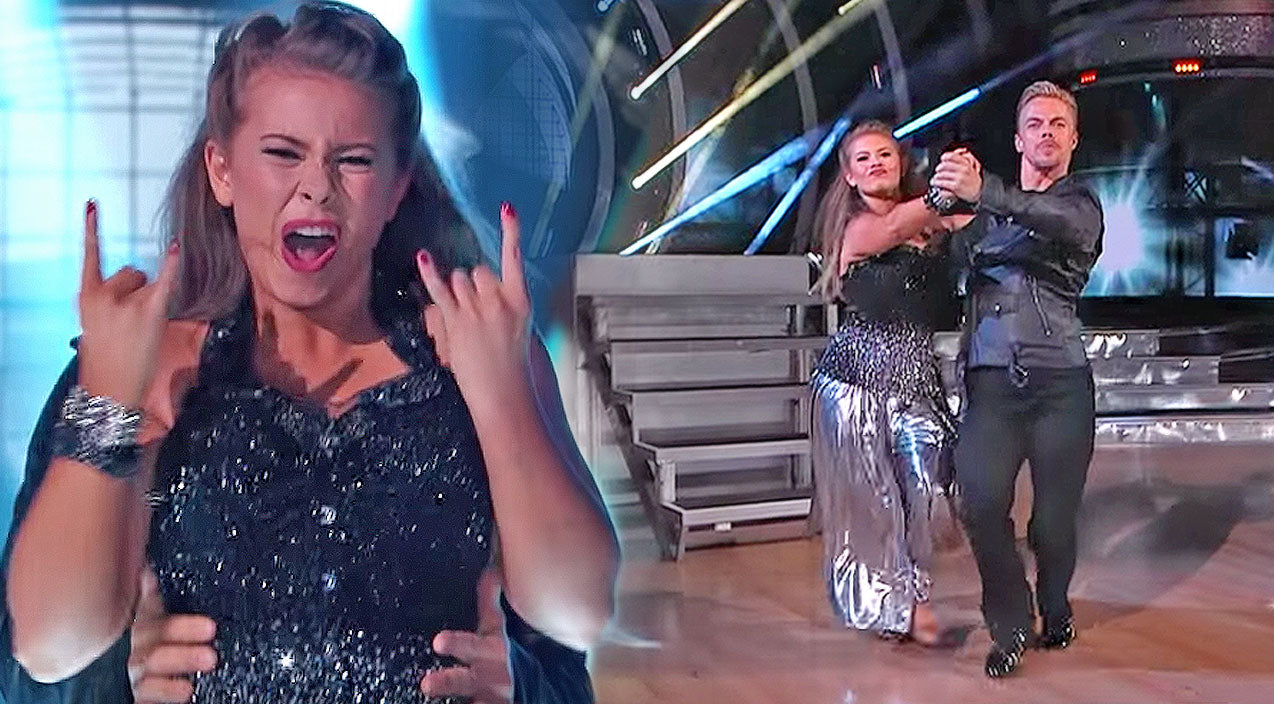 Bindi irwin Songs | Bindi Irwin Channels Her Inner Rocker In Super-Charged AC/DC Dance Number | Country Music Videos