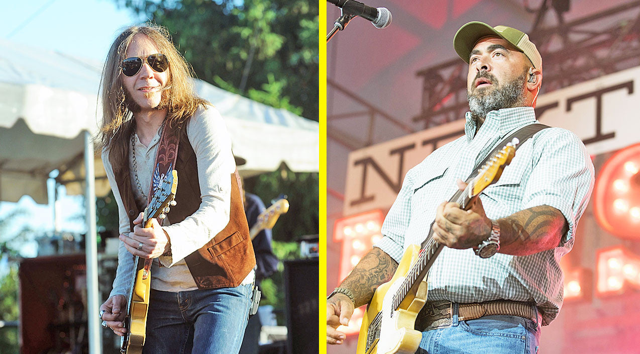Modern country Songs | Aaron Lewis Teams With Blackberry Smoke For Thrilling Tour Announcement | Country Music Videos