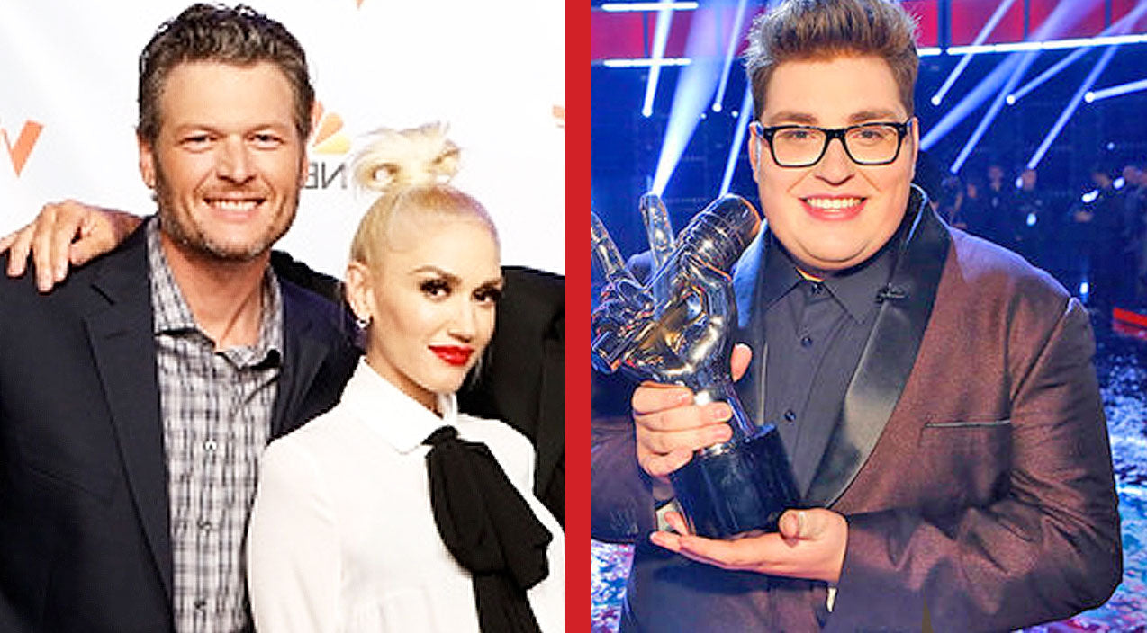 The voice Songs | 'The Voice' Winner Jordan Smith Opens Up About Blake & Gwen's Chemistry On Set | Country Music Videos