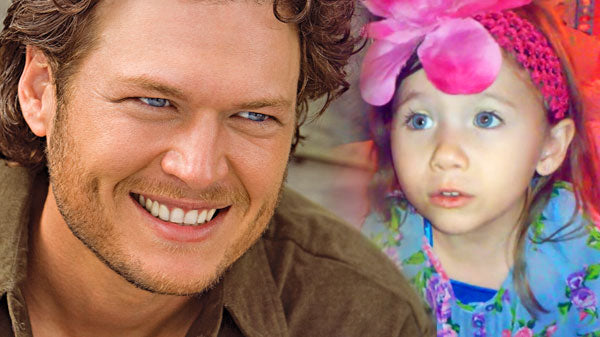 Blake shelton Songs | The Adorable 3-Year-Old Is At It Again! Watch Her Sing Blake Shelton's