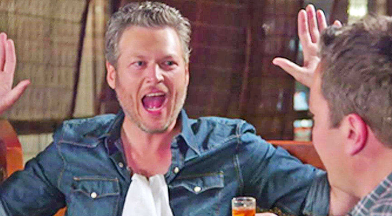 Blake shelton Songs | Blake Shelton Trying Sushi For The First Time Is The FUNNIEST Thing Ever | Country Music Videos