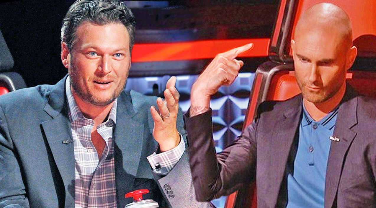 The voice Songs | Blake Shelton Goes Bald?? This Is HILARIOUS! | Country Music Videos