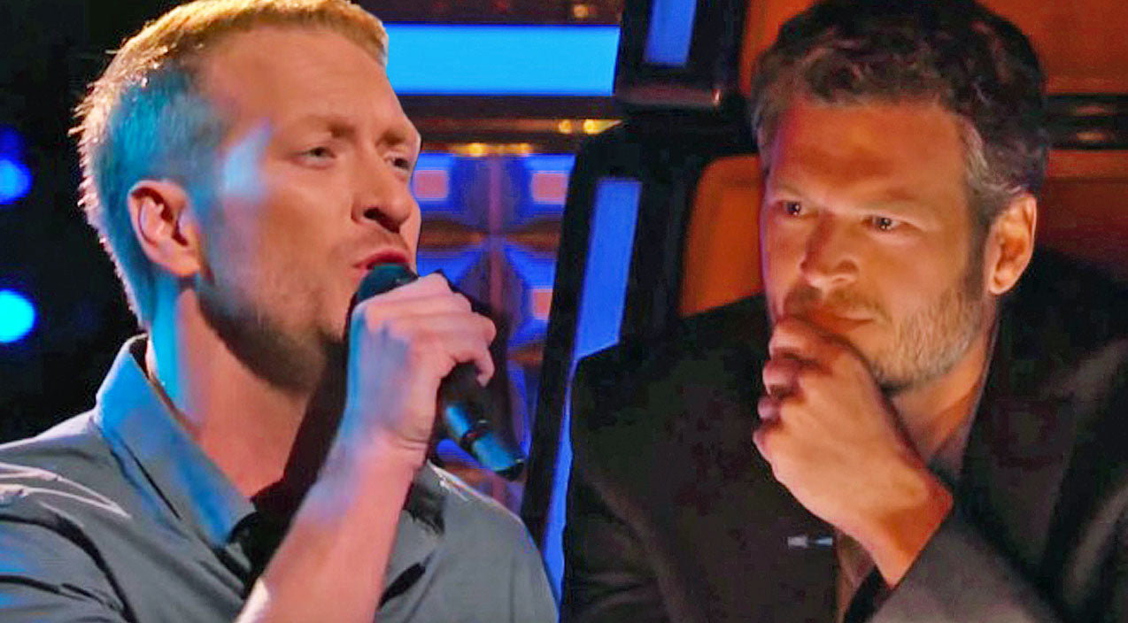 The voice Songs | Blake Shelton Moved To Tears During 'Voice' Knockout Performance Of Zac Brown Band Hit | Country Music Videos