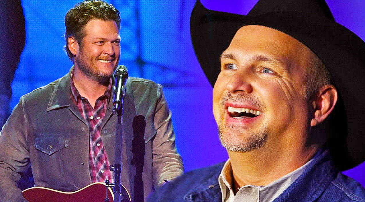 Garth brooks Songs | Blake Shelton Pays Tribute To Garth Brooks In A Huge Way | Country Music Videos