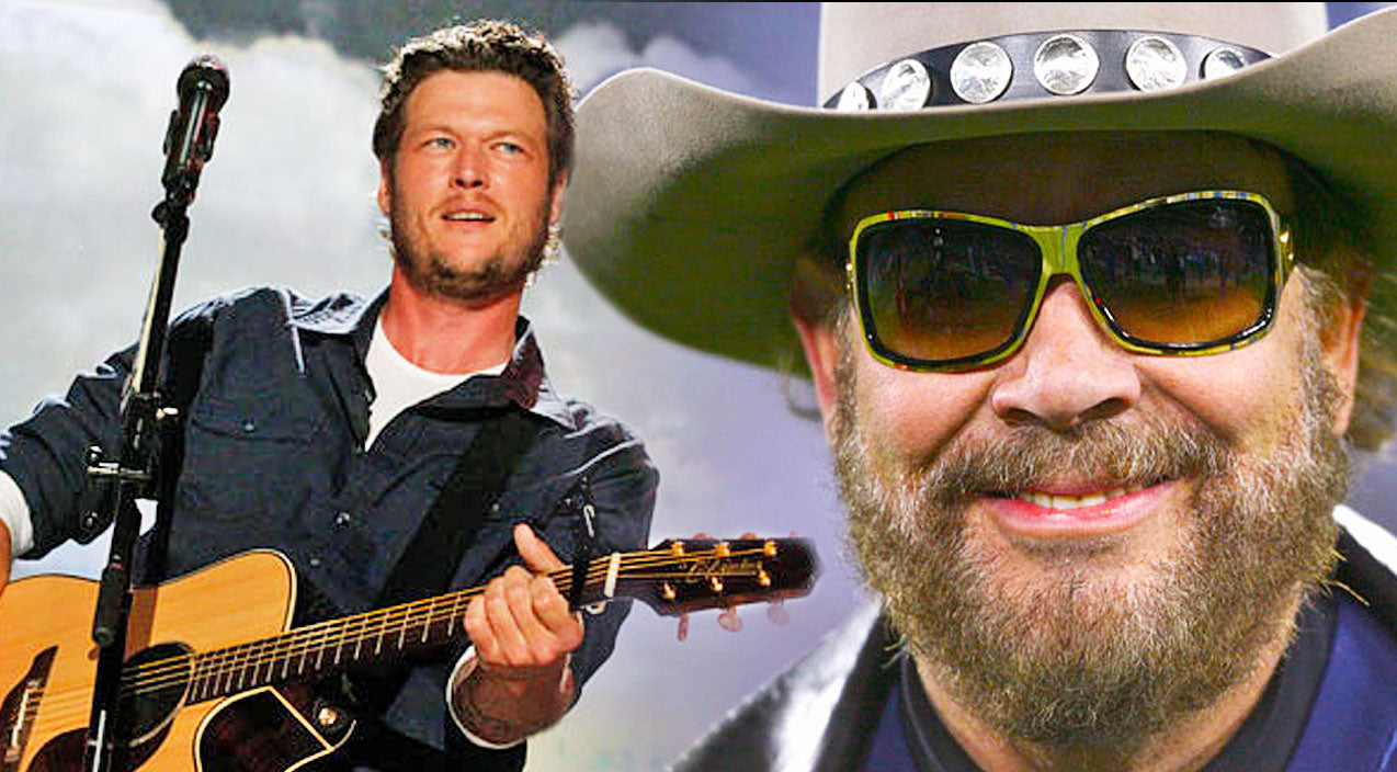 Hank williams jr. Songs | Blake Shelton Shows His Country Pride In Powerful Performance Of 'A Country Boy Can Survive' | Country Music Videos