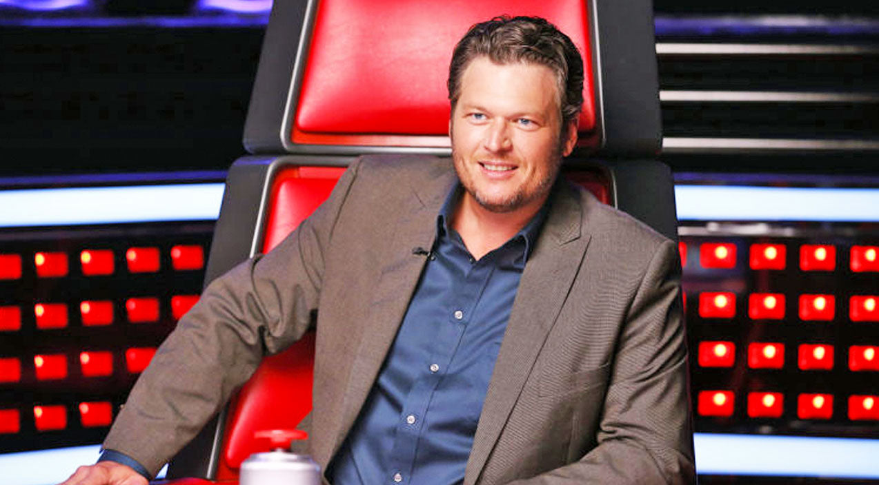 The voice Songs | Blake Shelton Takes A Spin On The New Super-Charged Voice Chairs | Country Music Videos