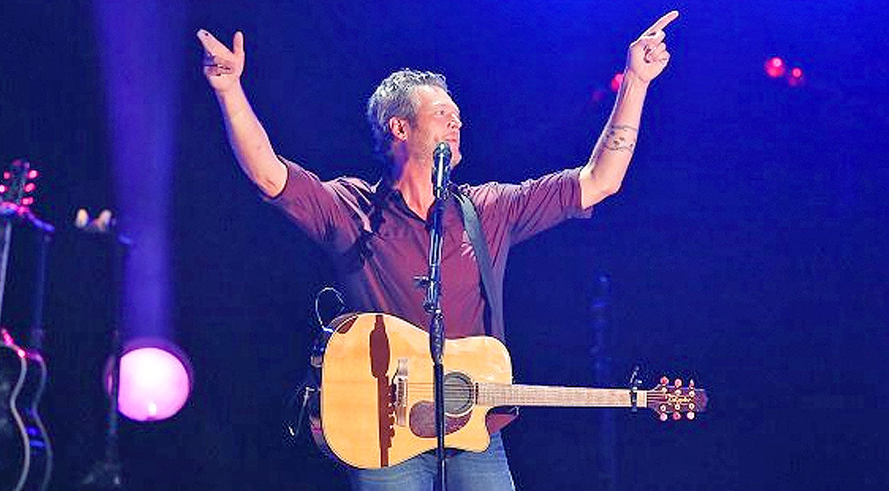 Blake shelton Songs | You Don't Want To Miss Blake Shelton's Passionate CMA Fest Performance Of 'Came Here To Forget' | Country Music Videos