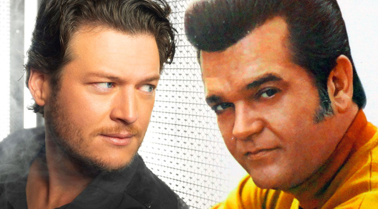 Conway twitty Songs | Blake Shelton and Conway Twitty Singing