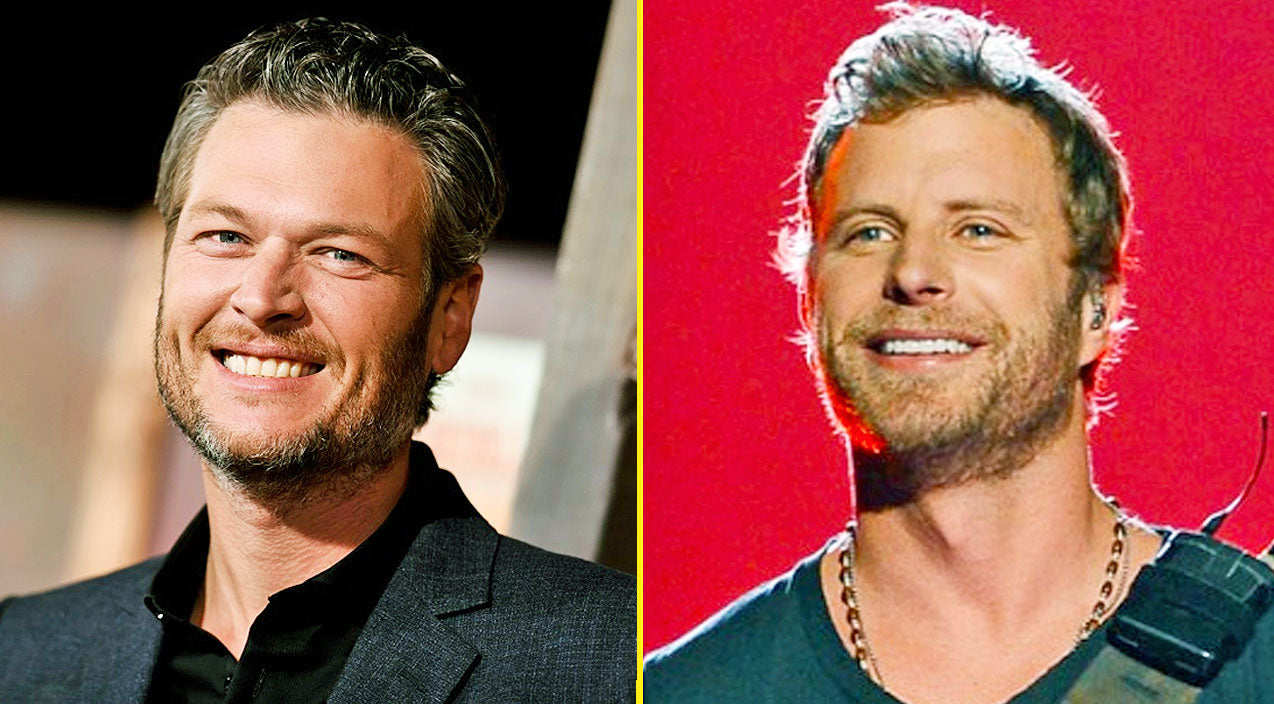 Luke bryan Songs | Blake Shelton Calls Out Dierks Bentley Following ACM Awards Announcement | Country Music Videos