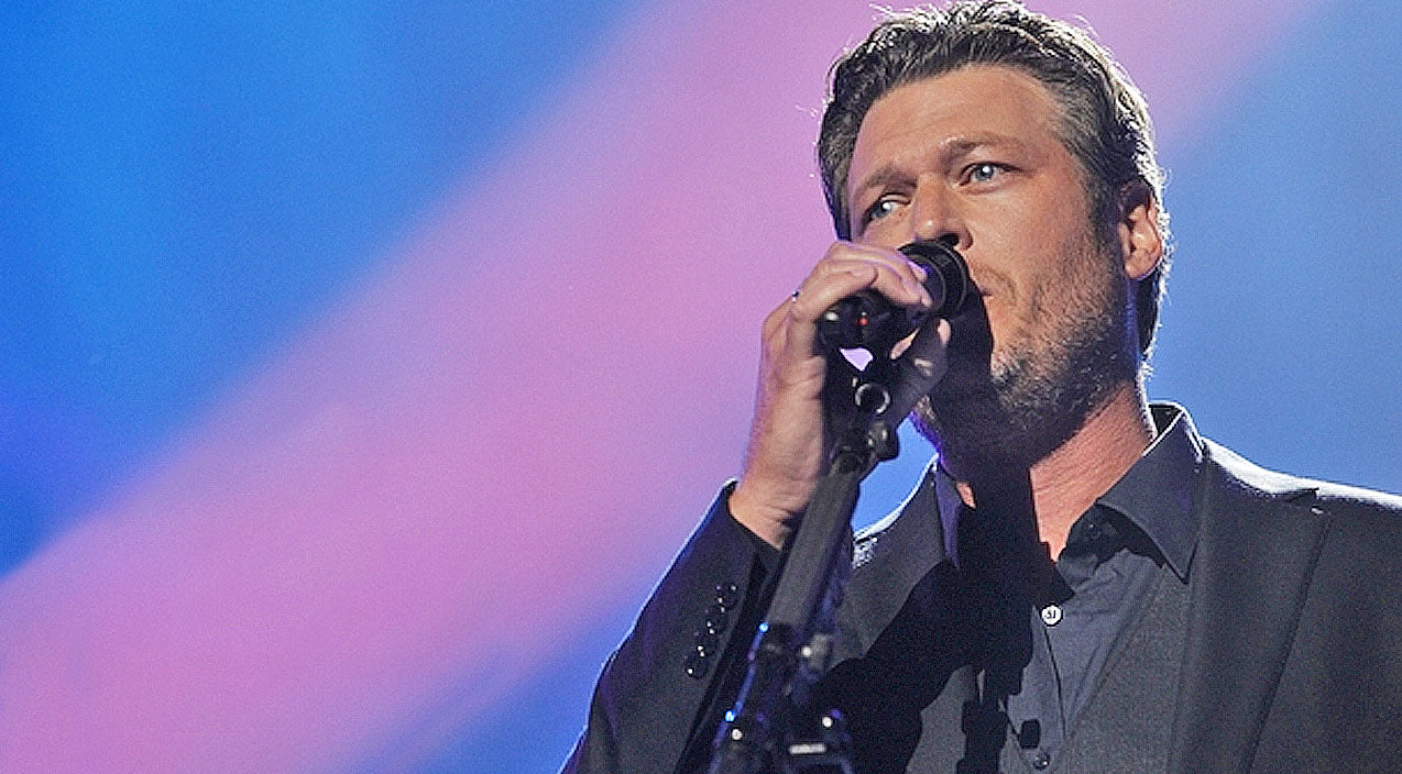 Blake shelton Songs   Blake Shelton Gets Emotional While Performing 'Over You' Live For The First Time (WATCH)   Country Music Videos