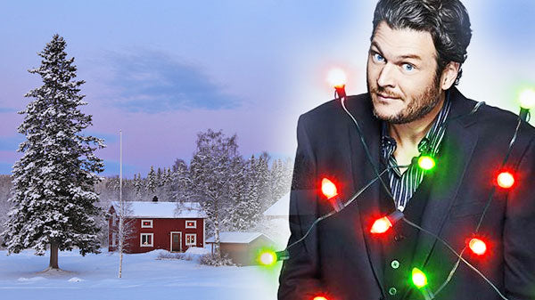 Blake shelton Songs | Blake Shelton - I'll Be Home for Christmas (VIDEO) | Country Music Videos