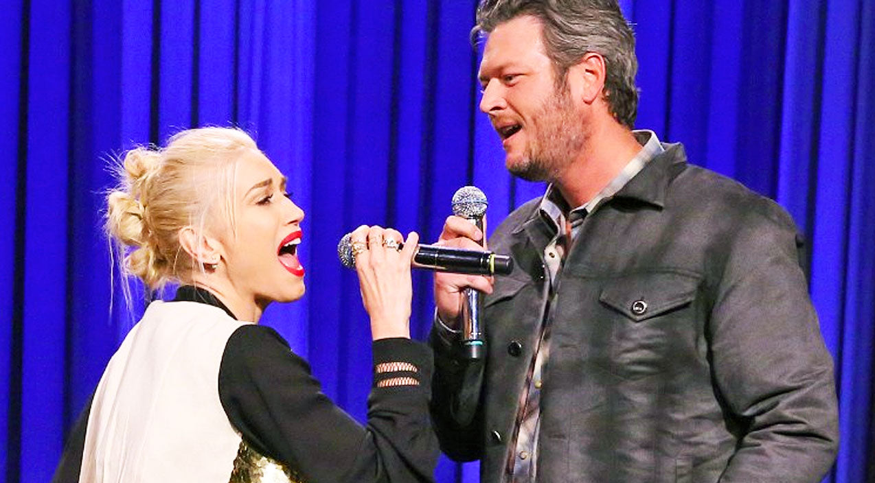The voice Songs | Blake Shelton Finally Speaks Up About Rumored Duet With Gwen Stefani | Country Music Videos