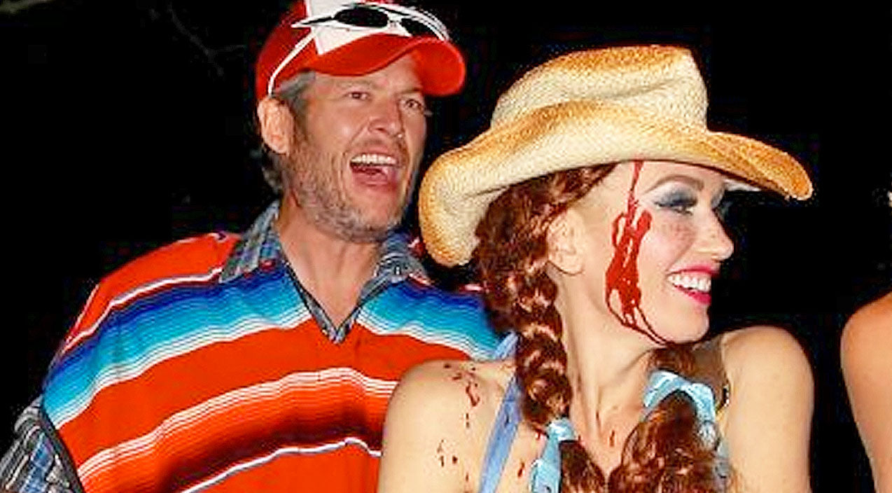 Gwen stefani Songs | PHOTOS: Blake Shelton And Gwen Stefani Leave Halloween Party Together Sparking Dating Rumors | Country Music Videos