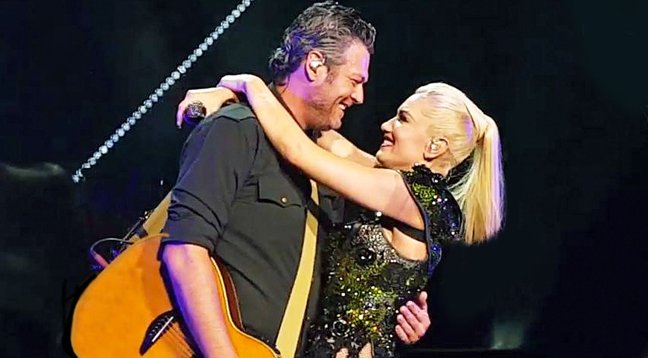 Modern country Songs | Blake Shelton & Gwen Stefani Can't Stop Smiling During Romantic Duet | Country Music Videos