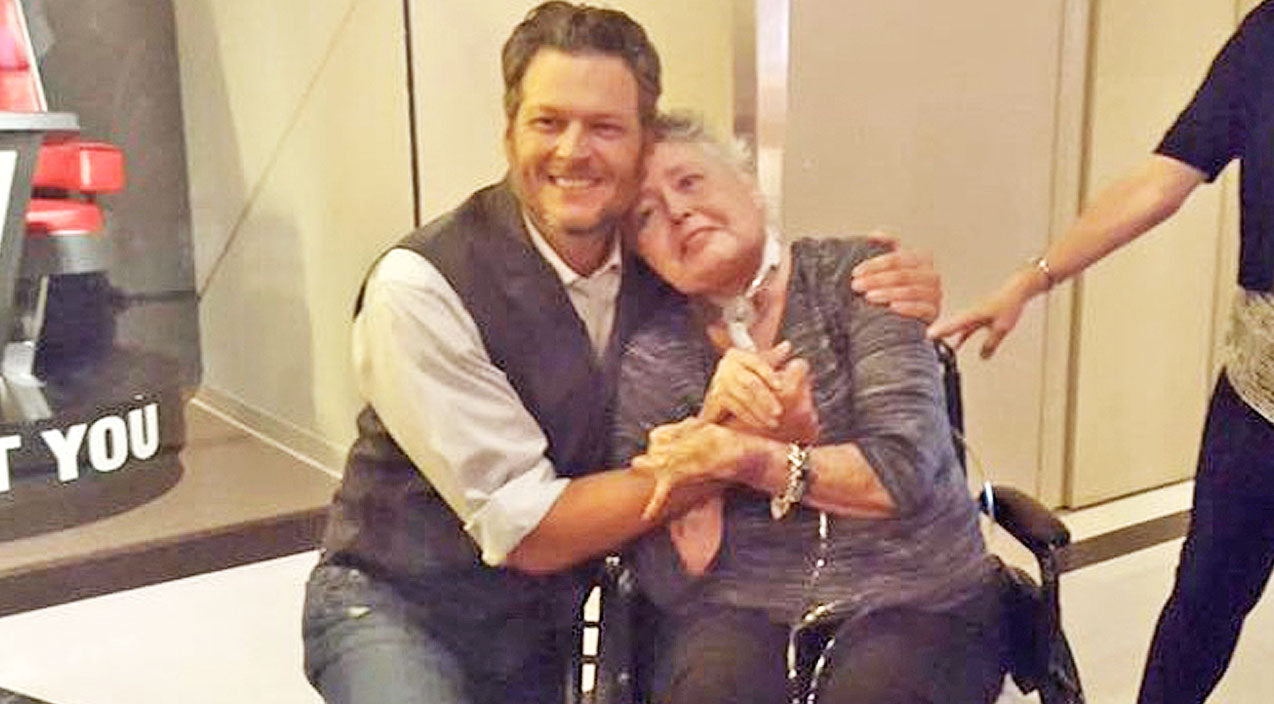 Modern country Songs | When Hospice Patient Wanted To Meet Blake Shelton, What Happened Next Will Bring You To Tears | Country Music Videos
