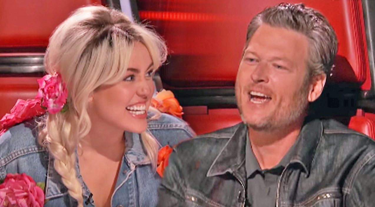 The voice Songs | Blake Shelton And Miley Cyrus Battle It Out For Young Country Singer On 'The Voice' | Country Music Videos