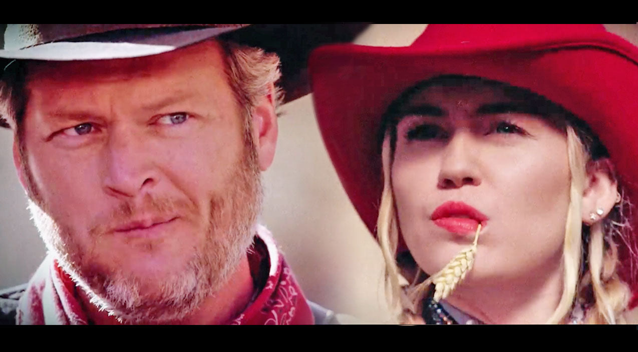 The voice Songs | Blake Shelton And Miley Cyrus Have Wild West Showdown To Find Out Who Is More Country | Country Music Videos
