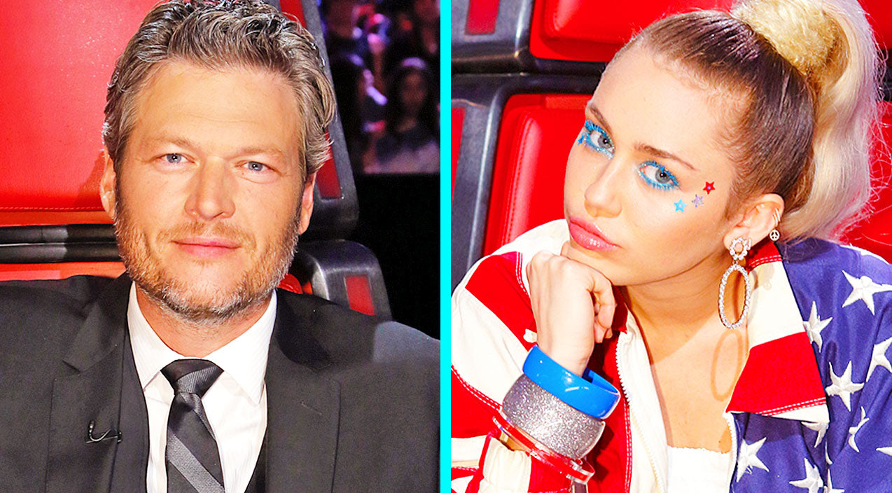The voice Songs | You Won't Believe What Blake Shelton Just Said About Miley Cyrus Joining 'The Voice' | Country Music Videos