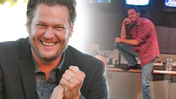 Blake shelton Songs | Blake Shelton's Pageant Poses (Funny!) (VIDEO) | Country Music Videos