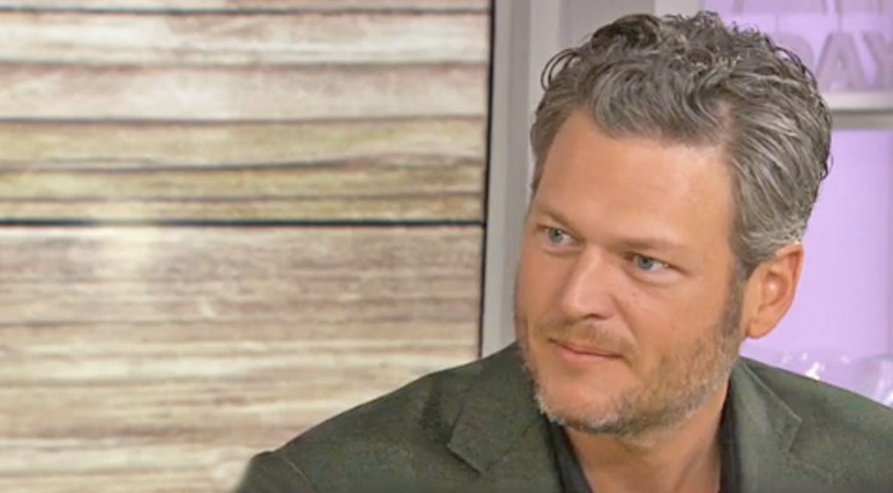 The voice Songs | Blake Shelton Responds To Rumors That He Is Leaving 'The Voice' | Country Music Videos