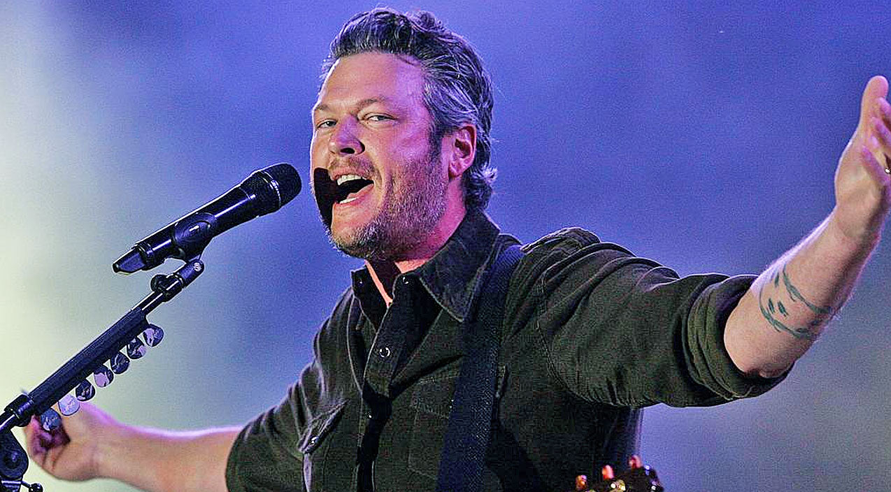 Modern country Songs | Blake Shelton Dismisses Crazy Tabloid Rumors With Humor | Country Music Videos