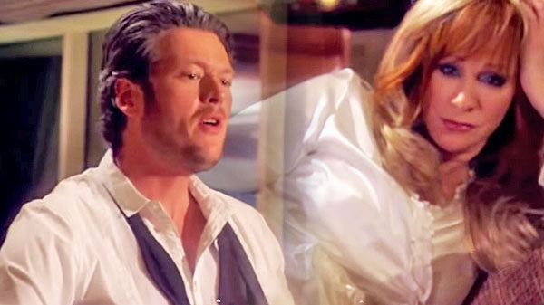 Reba mcentire Songs | Blake Shelton and Reba McEntire - 46th ACMs Funny Moment (VIDEO) | Country Music Videos