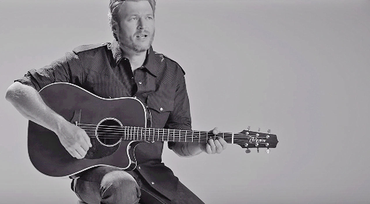 Blake shelton Songs | Soulful New Music Video Shows A Deeper Side To Blake Shelton | Country Music Videos