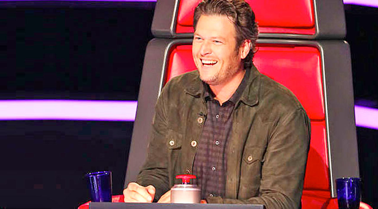 Classic country Songs | Blake Shelton Shares Hilarious Thoughts On Adam Levine's New Look | Country Music Videos
