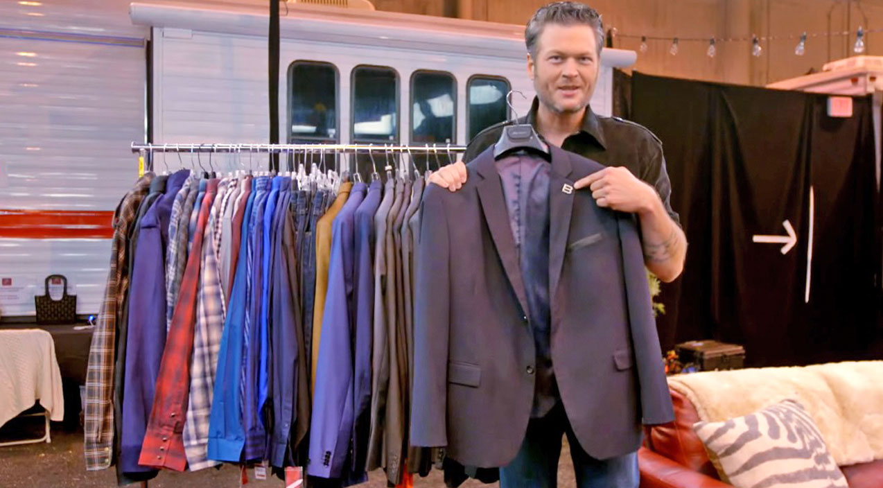 The voice Songs | Let Out Your Inner Blake Shelton By Following His HILARIOUS Dress Code | Country Music Videos