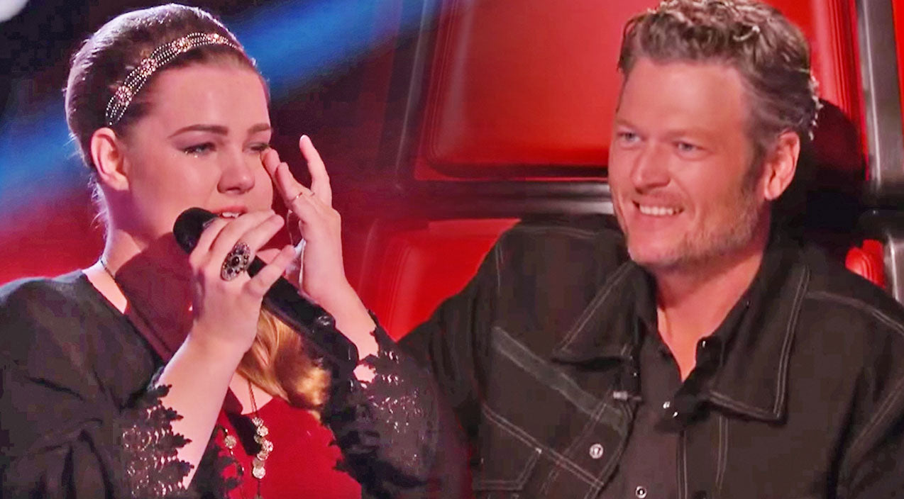 The voice Songs | 16-Year-Old Powerhouse Stuns Judges On The Voice With 'Stars' Performance | Country Music Videos