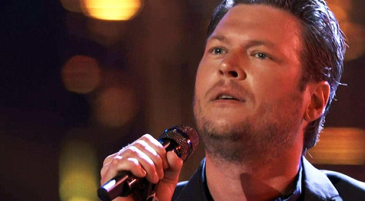 Emotional Blake Shelton Debuts Powerful New Single 39 Every