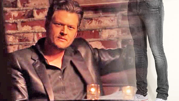 Blake shelton Songs | Blake Shelton On Men Who Wear Skinny Jeans (Funny!) (VIDEO) | Country Music Videos